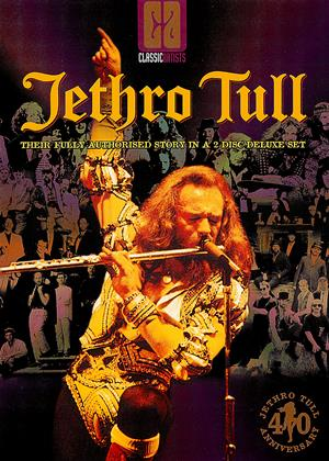Rent Jethro Tull: Their Fully Authorised Story Online DVD Rental
