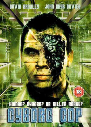 Cyborg Cop Online DVD Rental