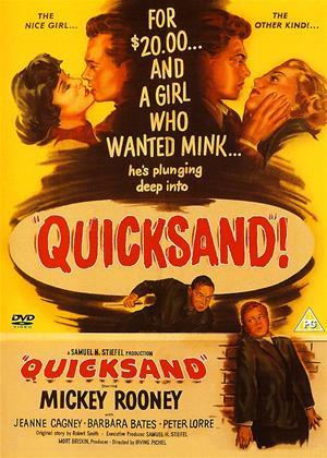 Quicksand Online DVD Rental