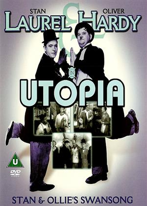 Rent Laurel and Hardy: Utopia Online DVD Rental