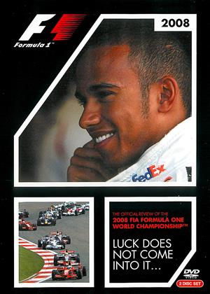 Formula One Season Review 2008 Online DVD Rental