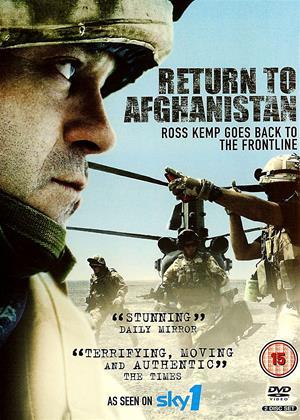 Ross Kemp: Return to Afghanistan Online DVD Rental