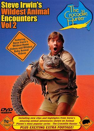 Rent Steve Irwin's Wildest Animal Encounters: Vol.2 Online DVD Rental