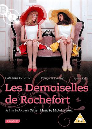 The Young Girls of Rochefort Online DVD Rental