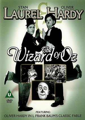 Rent Laurel and Hardy: The Wizard of Oz Online DVD Rental