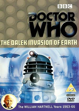 Rent Doctor Who: The Dalek Invasion of Earth Online DVD Rental
