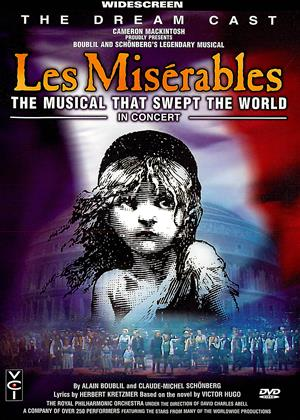Rent Les Miserables: Royal Albert Hall Online DVD Rental