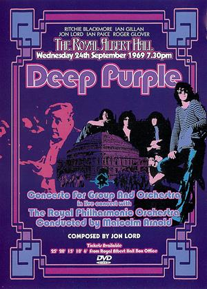 Rent Deep Purple: Concerto for Group and Orchestra Online DVD Rental
