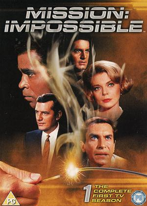 Mission Impossible: Series 1 Online DVD Rental