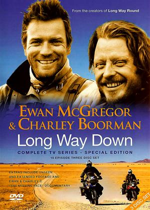Long Way Down Series Online DVD Rental
