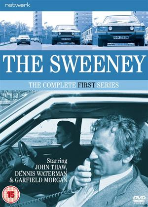 Rent The Sweeney: Series 1 Online DVD Rental
