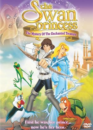 Rent The Swan Princess: The Mystery of the Enchanted Treasure Online DVD Rental