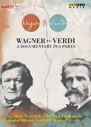 Rent Wagner vs. Verdi: A Documentary Online DVD Rental