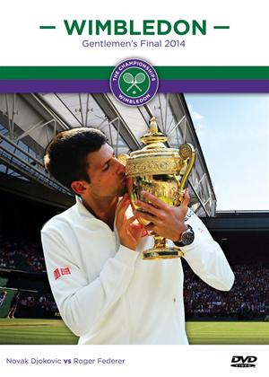 Wimbledon: 2014 Men's Final Online DVD Rental