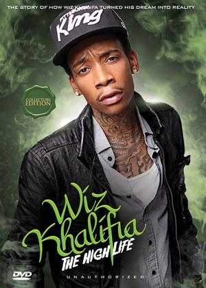 Rent Wiz Khalifa: The High Life: Unauthorised Online DVD Rental