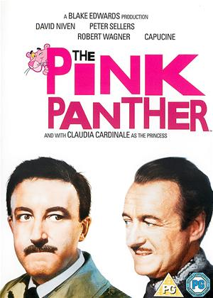 The Pink Panther Online DVD Rental
