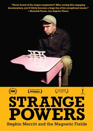 Rent Strange Powers: Stephin Merritt and the Magnetic Fields Online DVD Rental