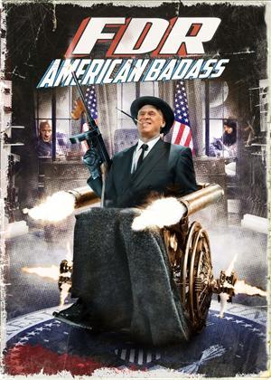 FDR: American Badass! Online DVD Rental