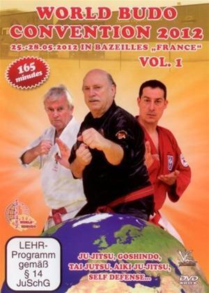 Rent World Budo Convention 2012: Vol.1 Online DVD Rental