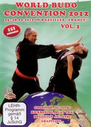 World Budo Convention 2012: Vol.2 Online DVD Rental