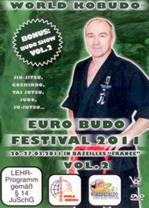 World Kobudo: Euro Budo Festival 2011: Vol.2 Online DVD Rental