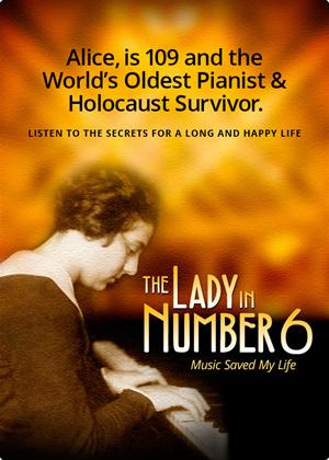 Rent The Lady in Number 6: Music Saved My Life Online DVD Rental