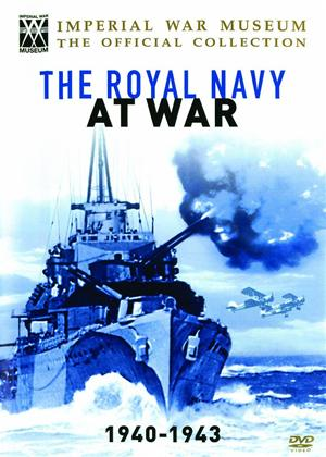 Rent The Royal Navy at War: 1940-1943 Online DVD Rental