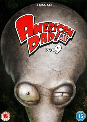 American Dad!: Vol.9 Online DVD Rental