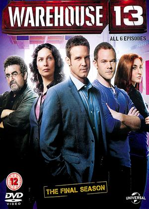 Warehouse 13: Series 5 Online DVD Rental