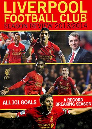 Liverpool FC: Season Review 2013/2014 Online DVD Rental