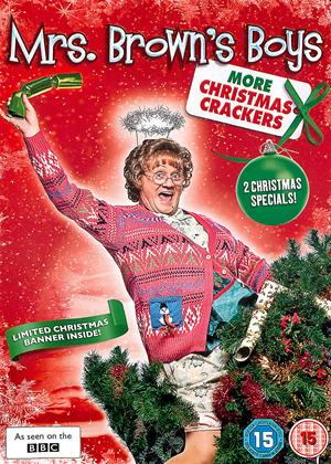 Mrs. Brown's Boys: Christmas Specials 2013 Online DVD Rental