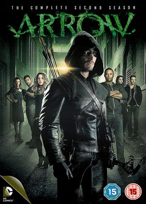 Rent Arrow: Series 2 Online DVD Rental