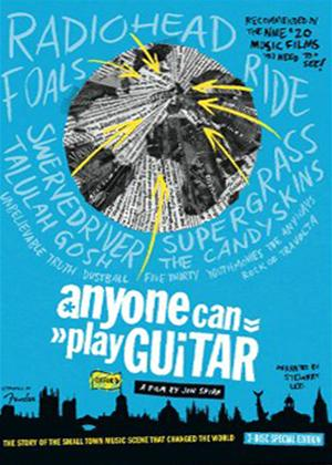 Anyone Can Play Guitar Online DVD Rental