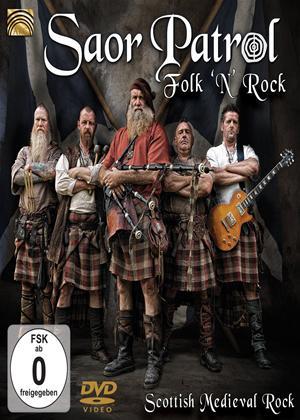 Rent Saor Patrol: Folk 'N' Rock Online DVD Rental