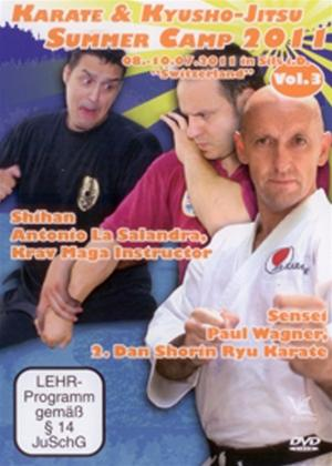 Rent Karate and Kyusho Jitsu Summer Camp 2011: Vol.3 Online DVD Rental
