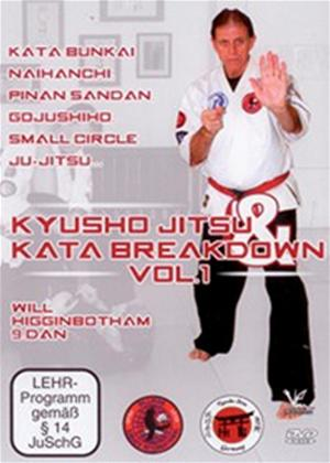 Rent Kyusho Jitsu and Kata Breakdown: Vol.1 Online DVD Rental