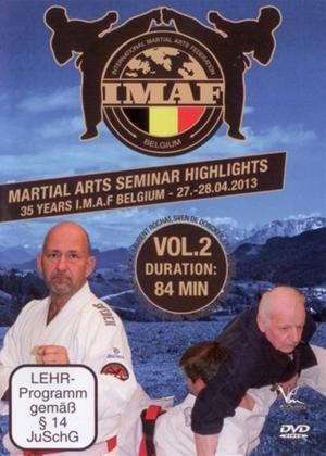 Martial Arts Seminar Highlights: 35 Years IMAF Belgium: Vol.2 Online DVD Rental
