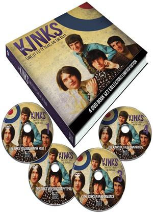 The Kinks: Uncut: Fifty Years on the Road Online DVD Rental