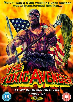 Rent The Toxic Avenger Online DVD Rental