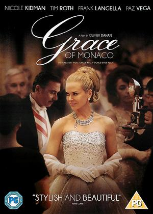 Grace of Monaco Online DVD Rental
