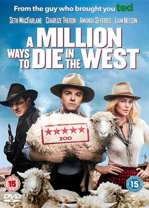 Rent A Million Ways to Die in the West Online DVD Rental