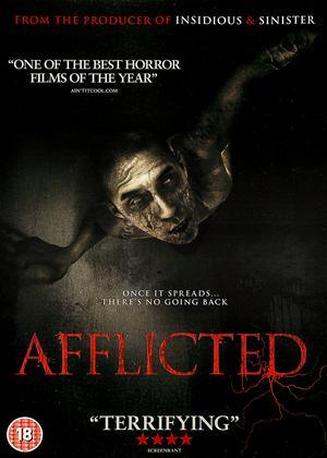Afflicted Online DVD Rental