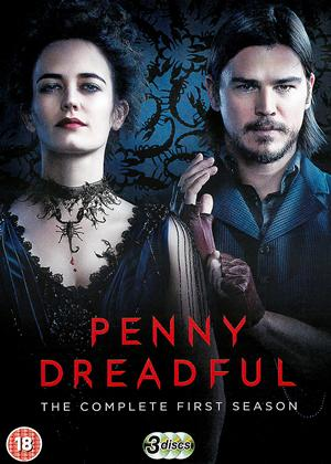 Rent Penny Dreadful: Series 1 Online DVD Rental