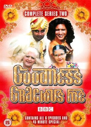 Rent Goodness Gracious Me: Series 2 Online DVD Rental