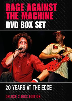 Rent Rage Against the Machine: 20 Years at the Edge Online DVD Rental