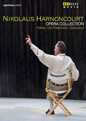 Rent Nikolaus Harnoncourt: Opera Collection Online DVD Rental