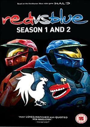 Rent Red vs. Blue: Series 1 Online DVD Rental
