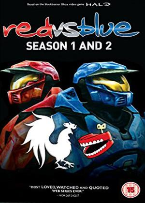 Rent Red vs. Blue: Series 2 Online DVD Rental
