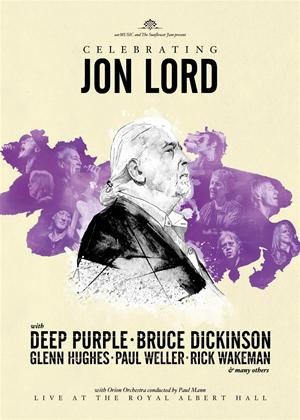 Jon Lord, Deep Purple and Friends: Celebrating Jon Lord Online DVD Rental