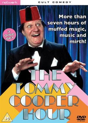 Rent Tommy Cooper: The Tommy Cooper Hour Online DVD Rental